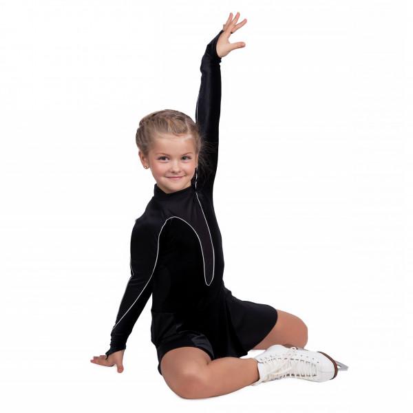 Платье тренировочное для занятия фигурным катанием
