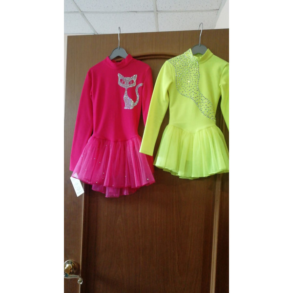Платье для выступлений